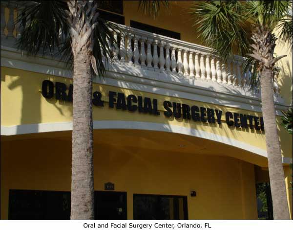 Orlando oral facial surgery